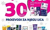 Kozmo srijeda -30% proizvodi za njegu lica