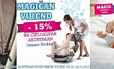 Magic baby vikend akcija -15% na sve