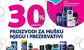 Kozmo srijeda -30% proizvodi za mušku njegu