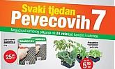 Pevec katalog Pevecovih sedam do 6.4.
