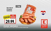 Kaufland vikend akcija do 9.4.