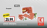 Kaufland vikend akcija do 30.4.