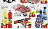 Konzum vikend akcija do 23.4.