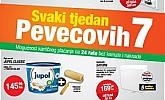 Pevec katalog Pevecovih sedam do 20.4.