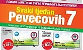 Pevec katalog Pevecovih sedam do 4.5.