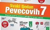 Pevec katalog Pevecovih sedam do 27.4.