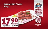 Pivac vikend akcija do 21.5.