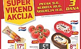 Billa vikend akcija do 11.6.