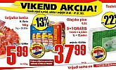 Interspar vikend akcija do 2.7.