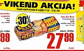 Interspar vikend akcija do 23.7.