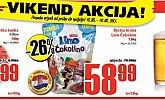 Interspar vikend akcija do 20.8.