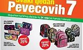 Pevec katalog Pevecovih sedam do 24.8.