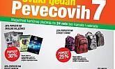 Pevec katalog Pevecovih sedam do 31.8.