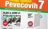 Pevec katalog Pevecovih sedam do 7.9.