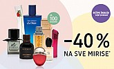 DM akcija -40% na sve parfeme