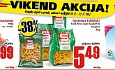 Interspar vikend akcija do 12.11.