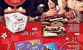 Konzum katalog Božićni slatkiši i dekoracije