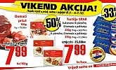 Interspar vikend akcija do 10.12.