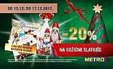 Metro vikend akcija do 17.12.