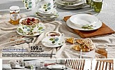 Lesnina katalog Užitak za stolom do 28.2.