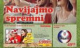 Interspar katalog Nogomet 2016
