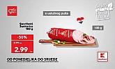 Kaufland akcija za početak tjedna do 6.6.