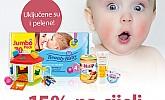 Muller akcija -15% na baby asortiman
