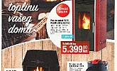 Pevec katalog Super ponuda listopad 2018