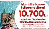 Interspar kuponi neprehrana prosinac 2018