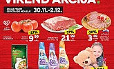 Konzum vikend akcija do 2.12.