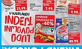 Kaufland vikend akcija do 27.1.