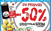 Kaufland vikend akcija do 6.1.