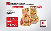 Kaufland akcija za početak tjedna do 27.3.