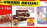 Interspar vikend akcija do 28.4.