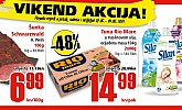 Interspar vikend akcija do 9.6.