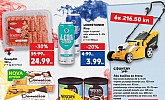 Kaufland vikend akcija do 30.6.