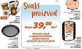 Muller katalog Kućanstvo do 31.7.