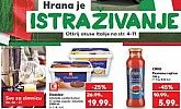 Kaufland katalog do 13.8.
