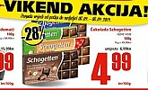 Interspar vikend akcija do 8.9.
