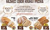 Interspar katalog Pekarnica do 22.10.