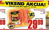 Interspar vikend akcija do 20.10.