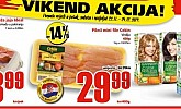 Interspar vikend akcija do 24.11.