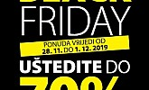JYSK katalog Black Friday 2019