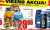 Interspar vikend akcija do 12.1.