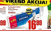 Interspar vikend akcija do 6.1.