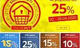 Lesnina Web shop akcija do 26.4.