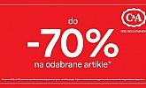 C&A akcija do -70%
