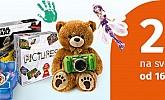Muller vikend akcija -20% na igračke