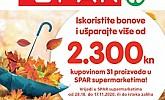 Spar kuponi neprehrana do 17.11.