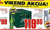 Interspar vikend akcija do 31.1.